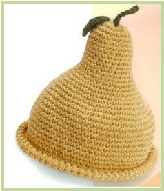 шапка-груша