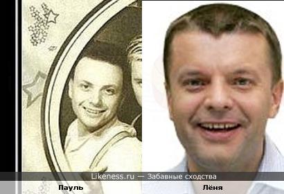 Пауль Ландерс похож на Леонида Парфёнова
