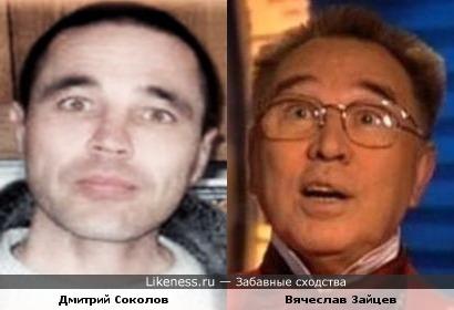 Соколов vs Зайцев