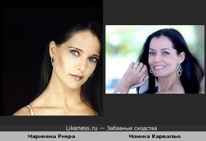 Бразилия, Аргентина, актрисы