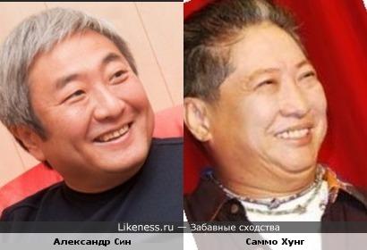 Мэр Запорожья похож на актера Саммо Хунга