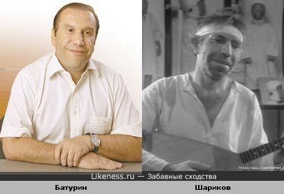 Бизнесмен похож на начальника очистки ))