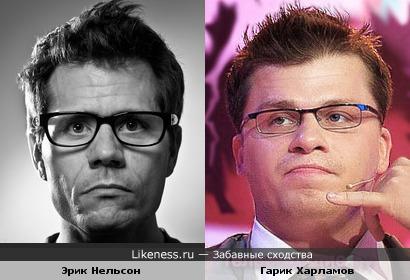 Двойник Харламова