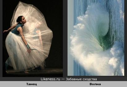 Танцующая волна