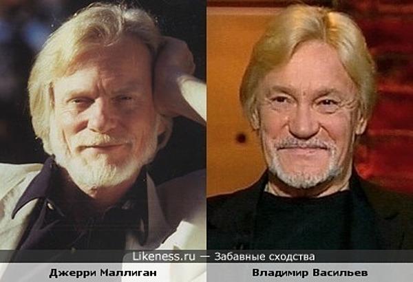 Джерри Маллигэн и Владимир Васильев