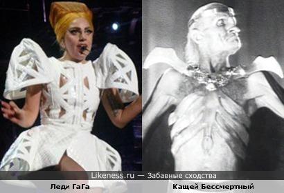 Где черпает вдохновение для создания новых сценических костюмов Леди Гага?