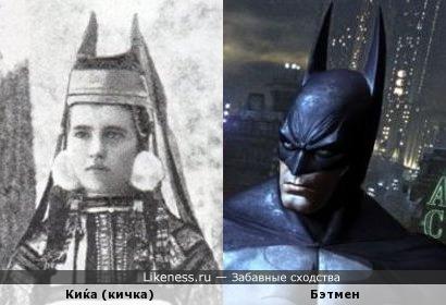 Дочка Бэтмена