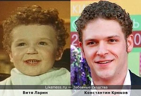 Мальчик вырос...