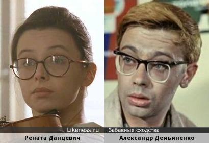 Польская дочка Александра Демьяненко