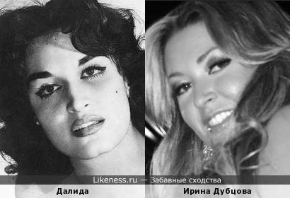 Далида и Ирина Дубцова