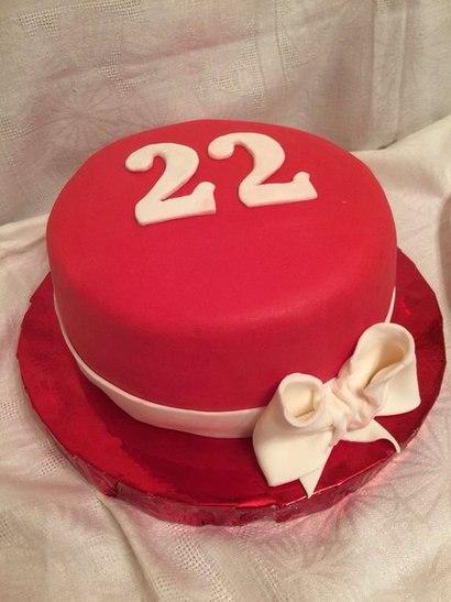 Поздравления на 22 летием