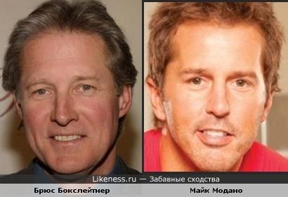 Известный актер слегка похож на легендарного хоккеиста
