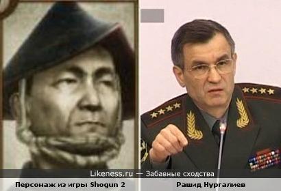 Глава МВД России переквалифицировался и стал самураем