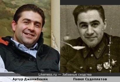 Продюсер ТНТ похож на советского разведчика