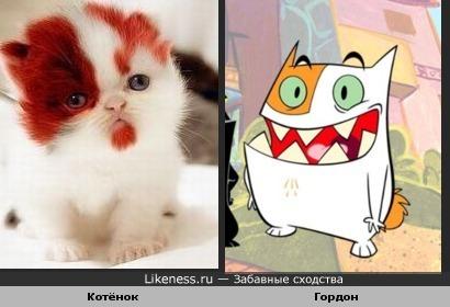 Цап-царап на Likeness.ru / Лучшие сходства в начале