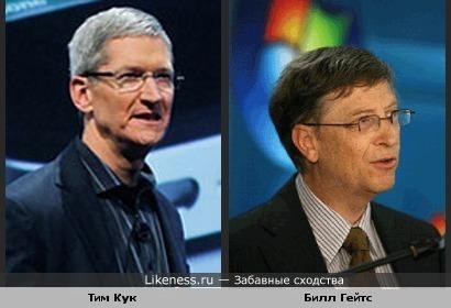 Новый глава Apple похож на основателя Microsoft