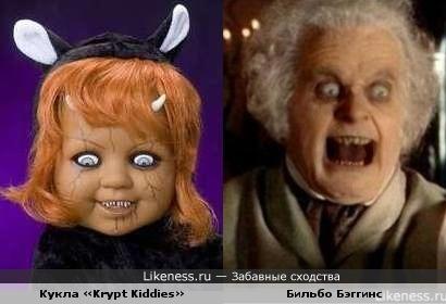 Встретишь таких куколок и персонажей - и.....