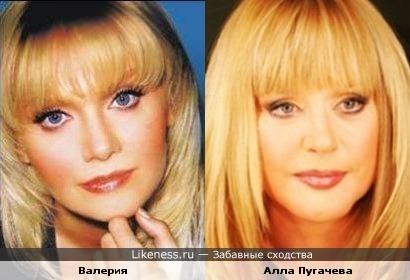 Макияж+одинаковые стрижки=похожи совершенно разные женщины!