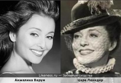 Женская красота в разные времена