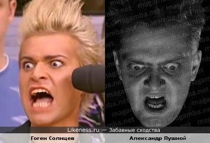 """Гоген Солнцев, кричащий """"Адвокат!"""", похож на Александра Пушного"""