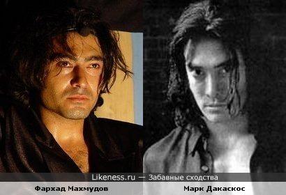 Фархад Махмудов напомнил Марка Дакаскоса