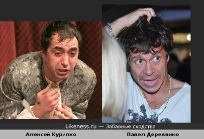 На этих фото Алексей больше похож на Павла, чем Павел сам на себя