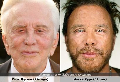 Кого-то потрепал возраст, а кого образ жизни...