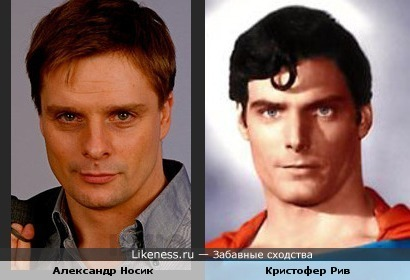 Александр Носик - наш Супермен