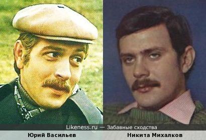 Юрий Васильев напомнил Никиту Михалкова