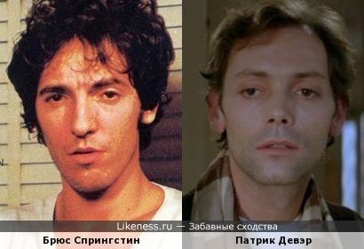 Брюс Спрингстин - Патрик Девэр