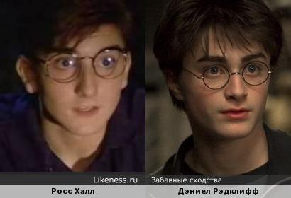 Росс Халл напомнил Гарри Поттера