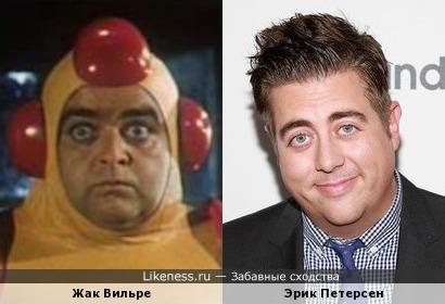 Жак Вильре и Эрик Петерсен
