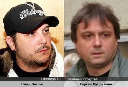Мастер ШЕFF и Сергей Куприянов