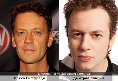 Половой гигант Рокко Сиффреди и русский панк Дмитрий Спирин