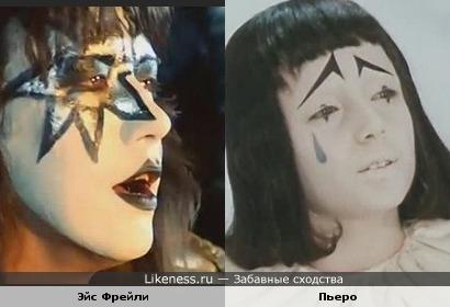 Бывший гитарист Kiss напомнил мне Пьеро