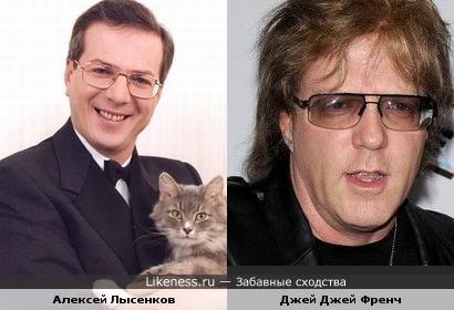 """Алексей Лысенков немного похож на гитаристы группы """"Twisted Sister"""""""