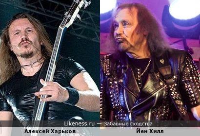 """Басист группы """"Кипелов""""-омоложённая версия басиста Judas Priest"""