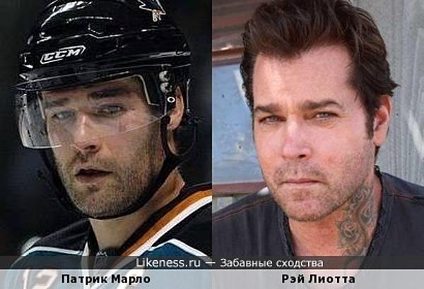 В хоккее есть свой Лиотта