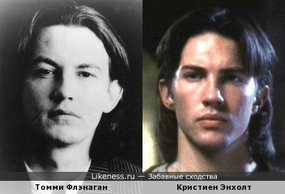 Два актера похожи