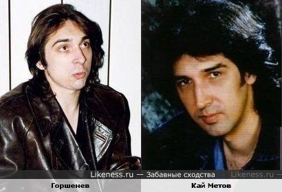 Горшенев и Кай Метов - братья!