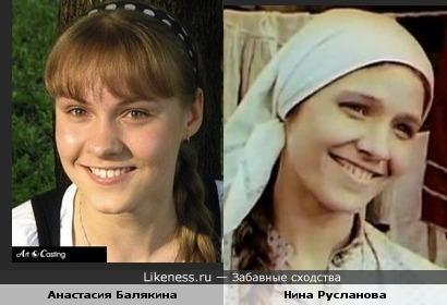 """Комсомолка-активистка из """"80-х"""" похожа на Нину Русланову"""