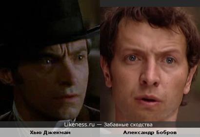 Хью Джекман иногда напоминает Агапова из «Глухаря» (Александр Бобров)