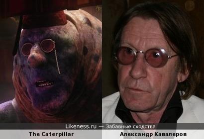 The Caterpillar & The Cavalier