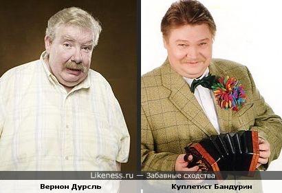 Дурсль VS Бандурин