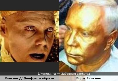 маньяк из фильма клетка похож на Бориса Моисеева