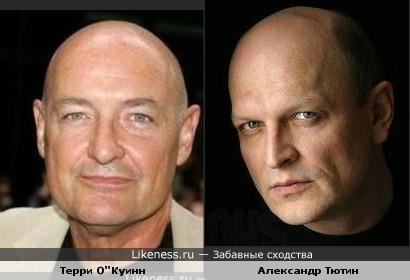 """Терри О""""Куинн и Александр Тютин похожи"""
