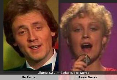 певцы моего детства,может поэтому кажутся похожими