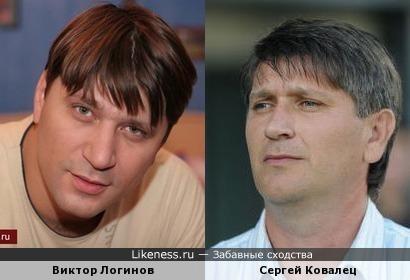 Букин старший похож на тренера украинской футбольной молодежки