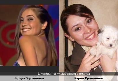Мария Кравченко и Ирида Хусаинова. Попытка №2