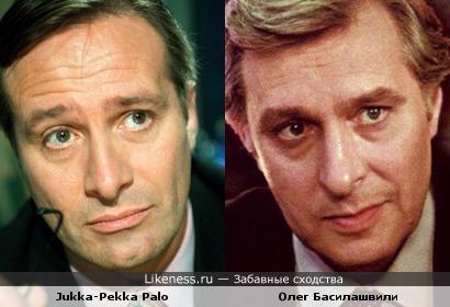 Jukka-Pekka Palo напомнил Олега Басилашвили
